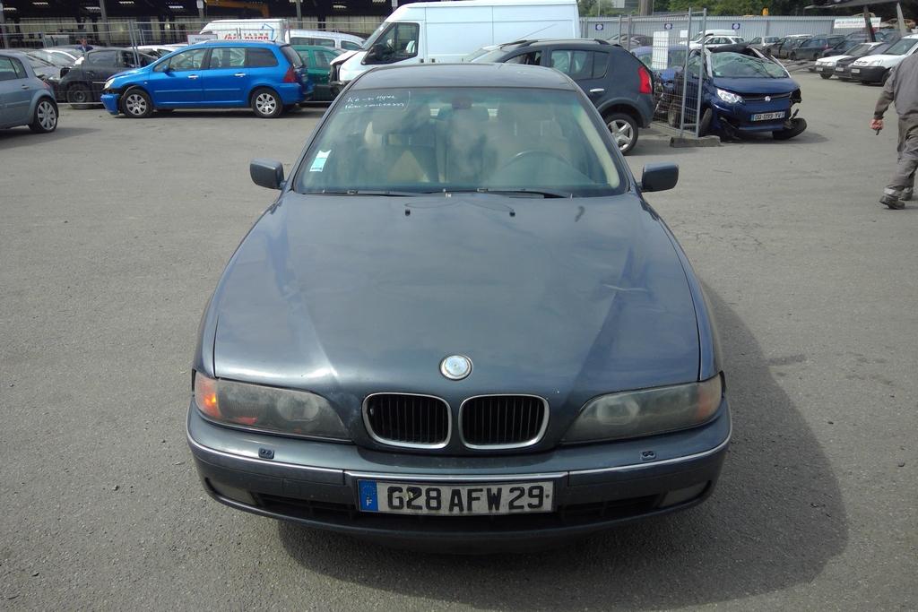 BMW SERIE 5 IV