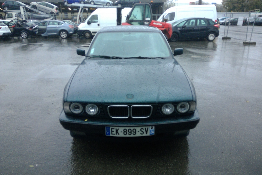 BMW SERIE 5 III