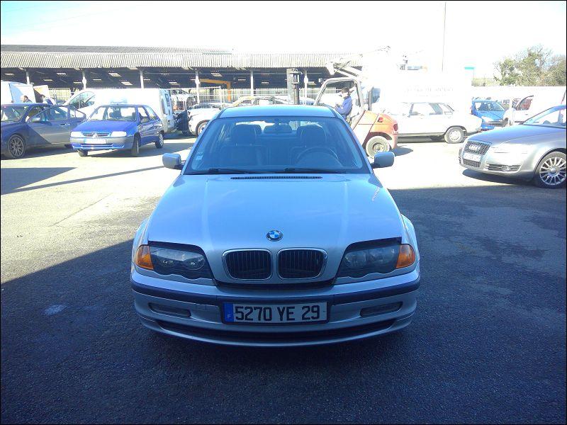 BMW SERIE 3 IV