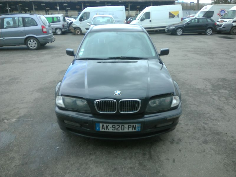 BMW SERIE 3 II