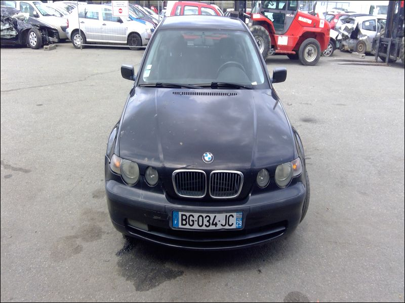 BMW SERIE 3 COMPACT IV